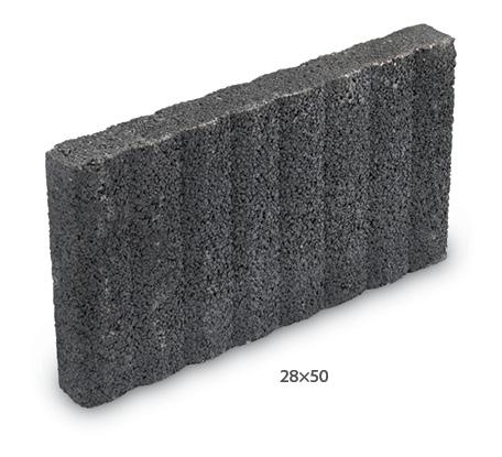 Palisady betonowe polbruk